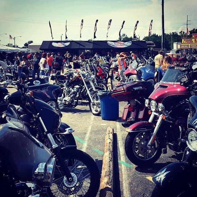 Myrtle Beach Bike Fall Rally